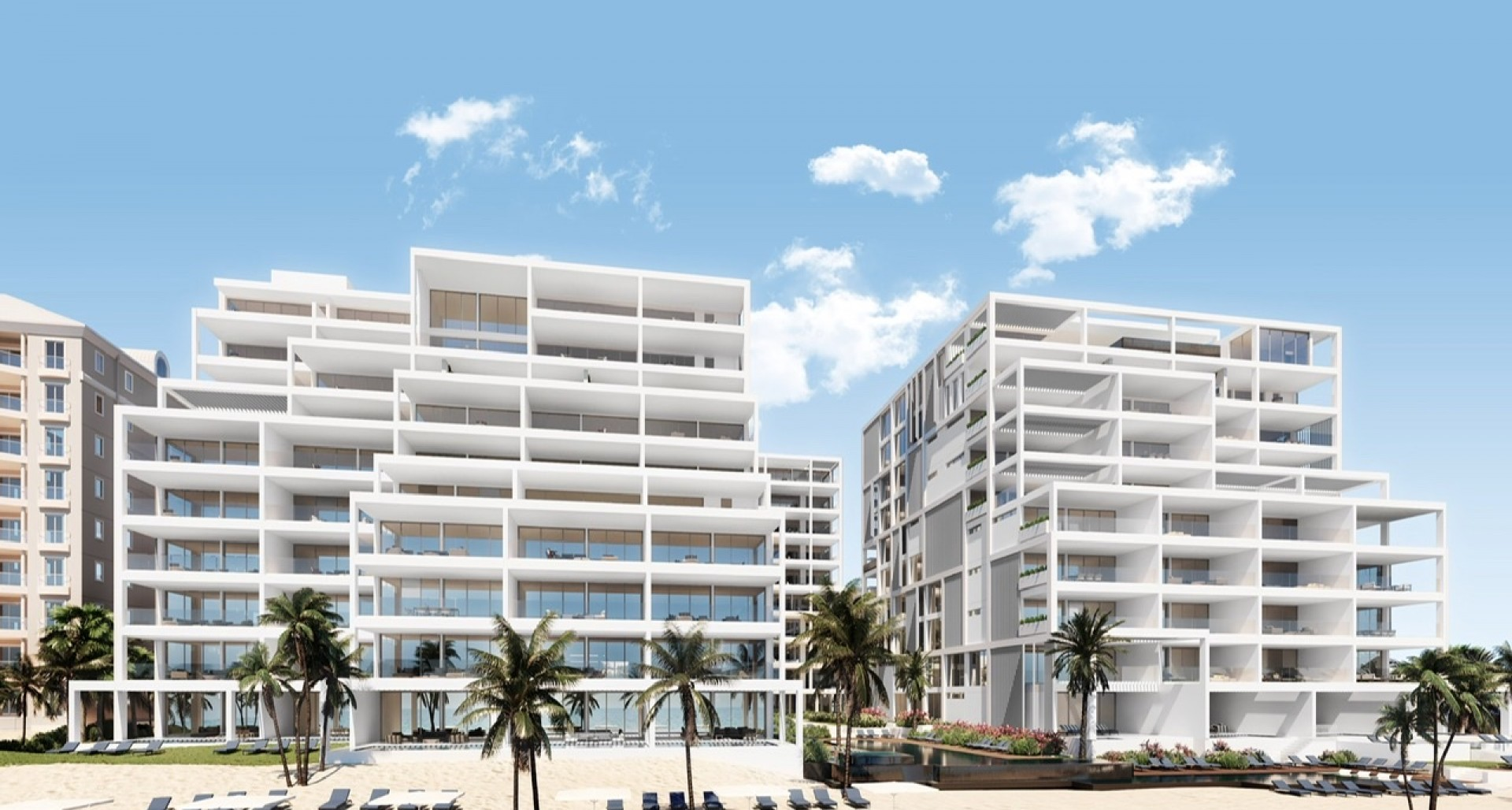 Lacovia – Prime Beachfront Midlevel