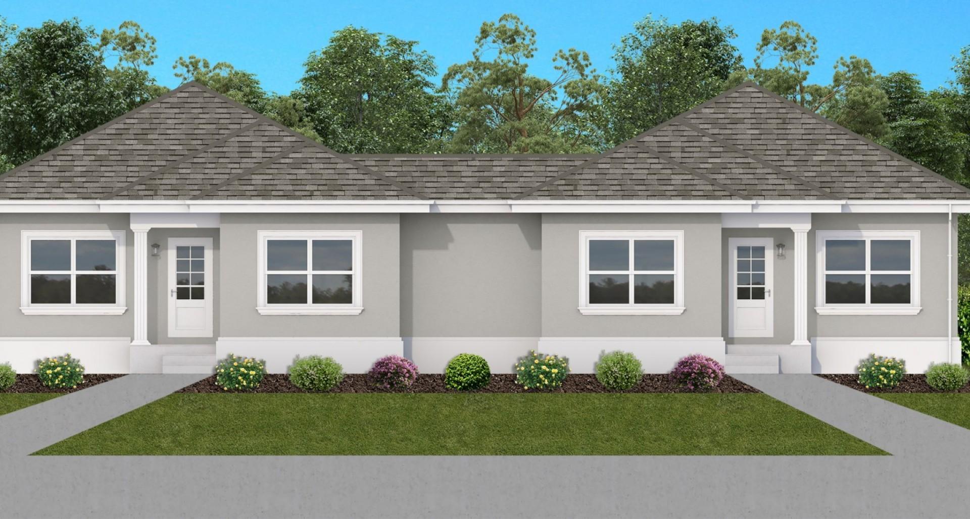 Buttonwood Semi-Detached Home  1-2-duplex pre-construction