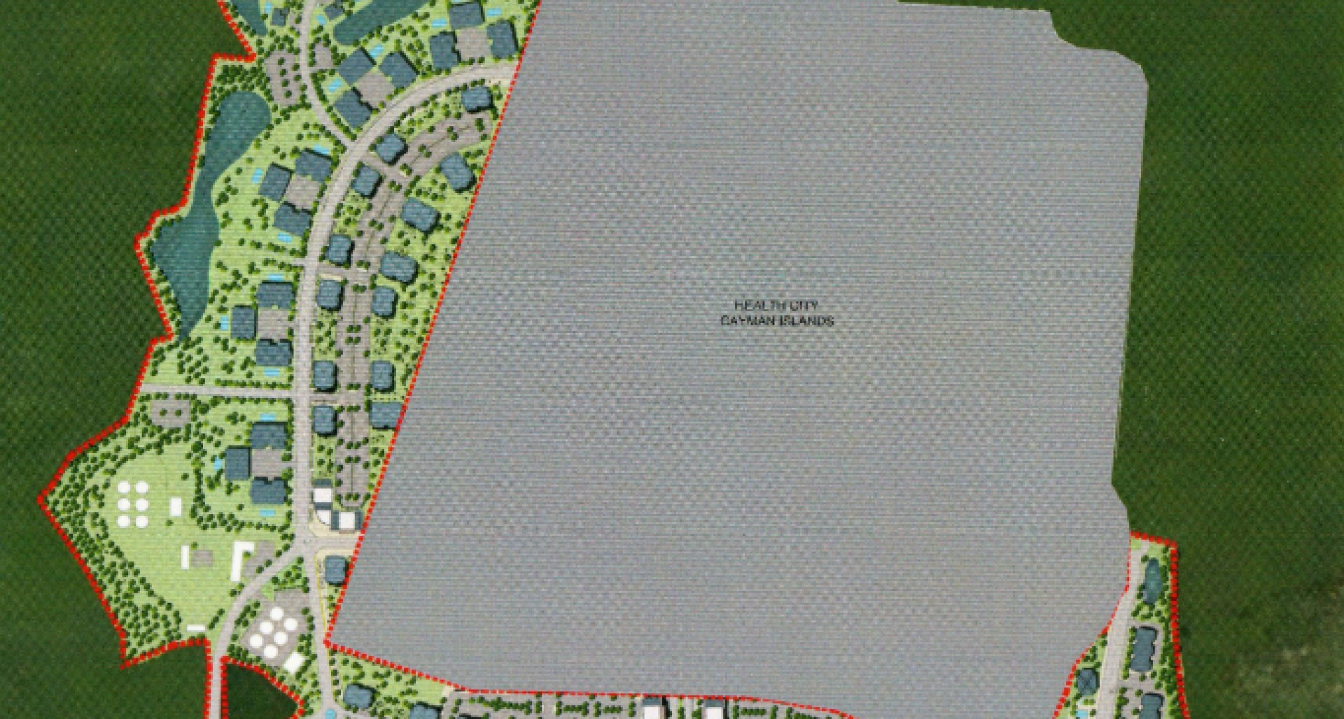 120 Acres of Mixed Use Land surrounding Health City
