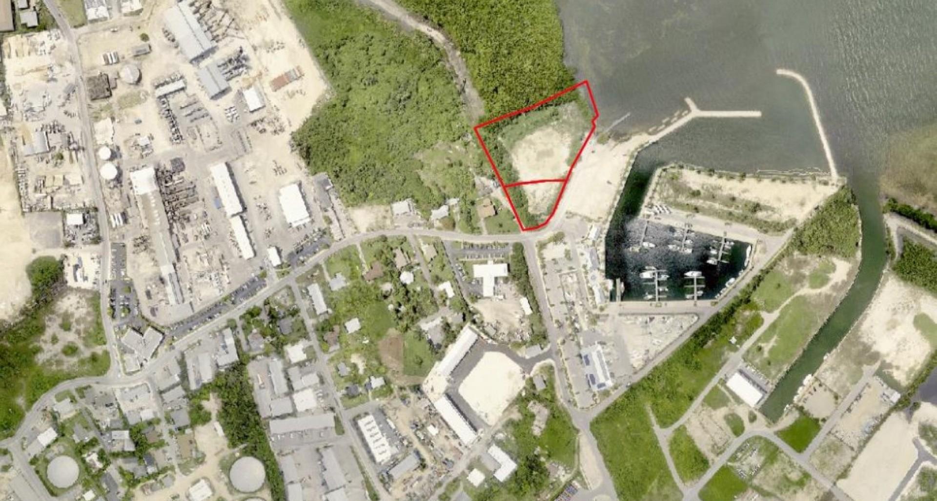 GT North Sound Development Land