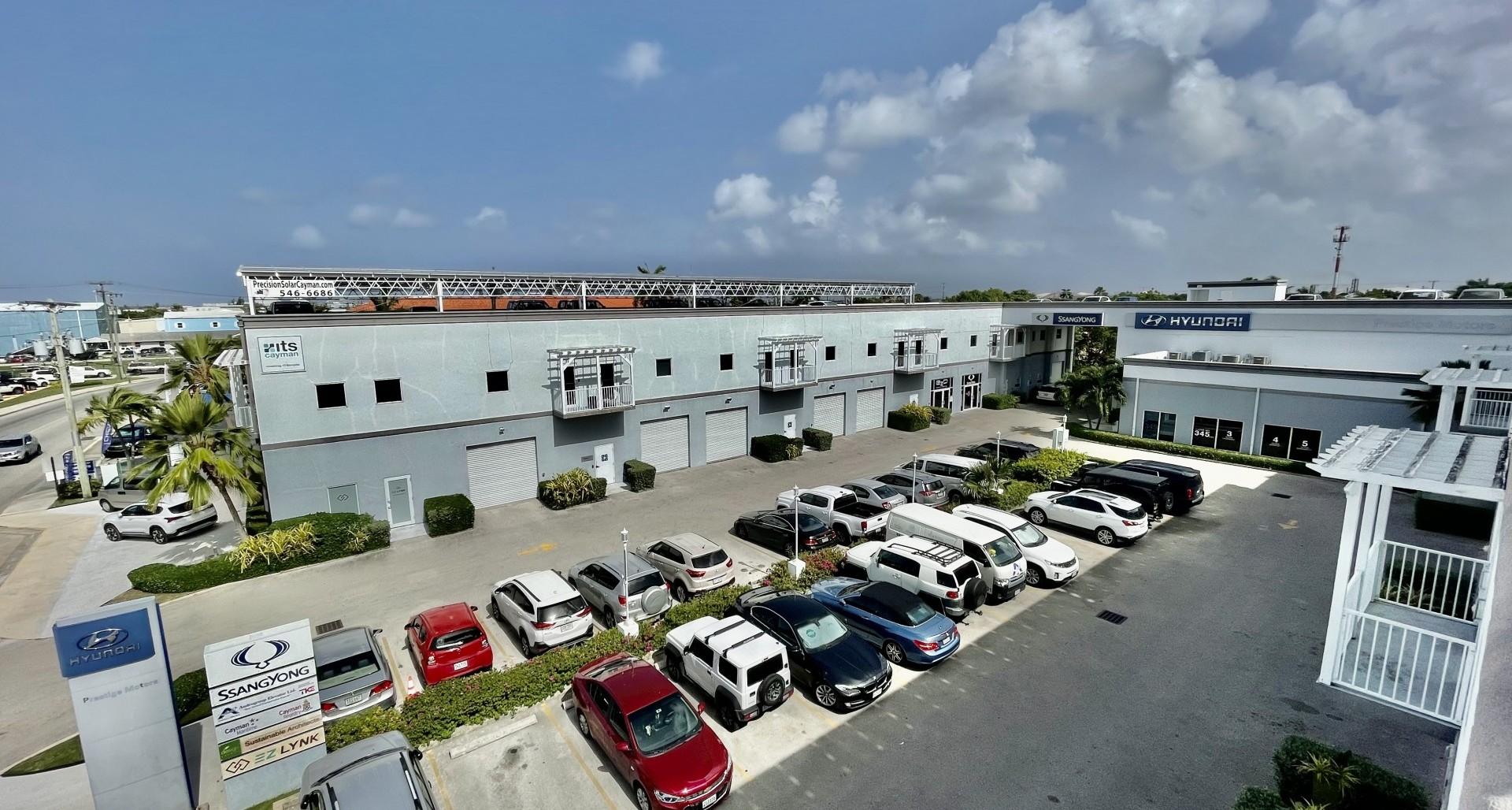 Second Floor Breezy Castle Warehouse Unit 14