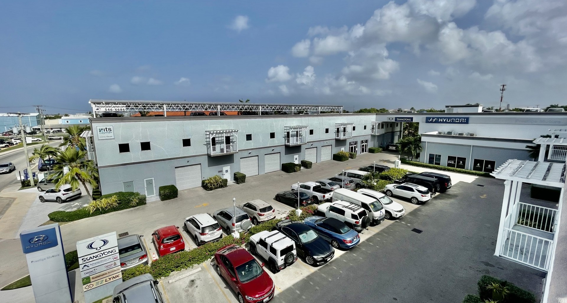 Breezy Castle Warehouse Units 13 & 14