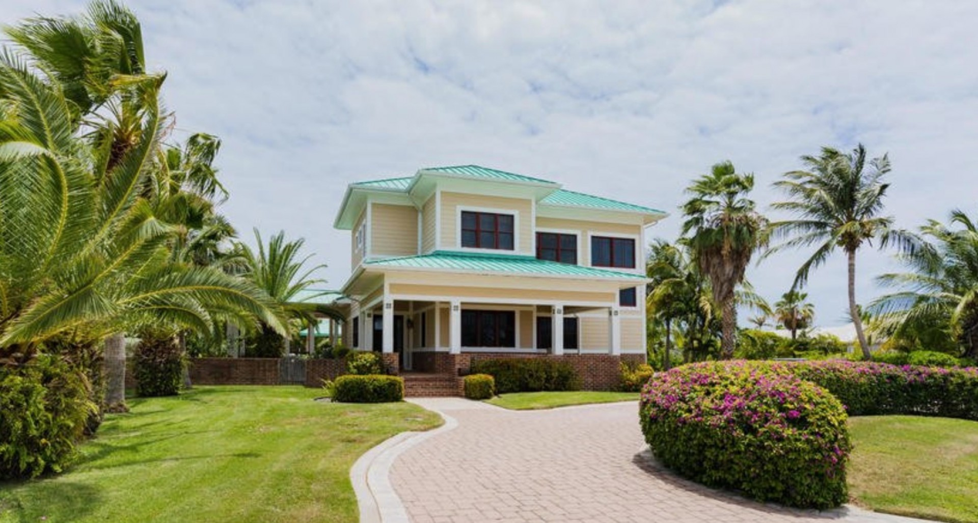 The Shores Canal Front Home