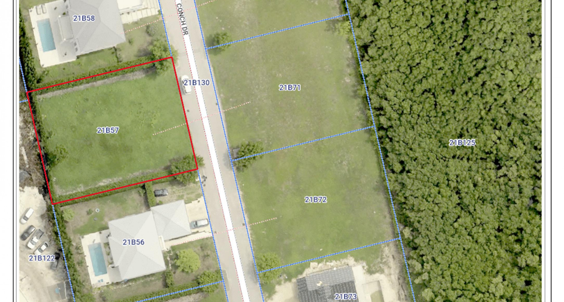 RE/MAX real estate, Cayman Islands, South Sound, Freehold - Residential Parcel i