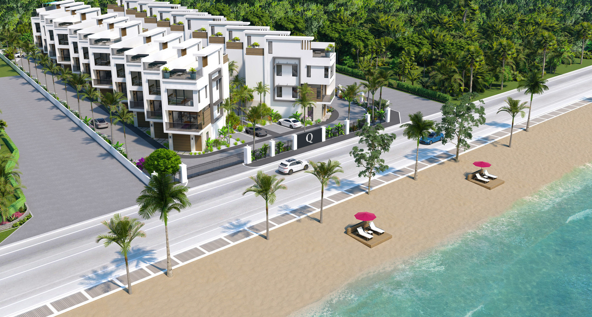 RE/MAX real estate, Cayman Islands, South Sound, Freehold - 'Q' is located in th